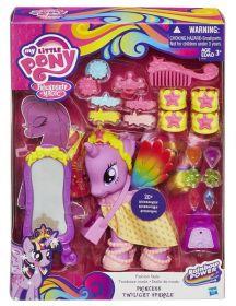 My Little Pony Twilight Sparkle poník s módními doplňky