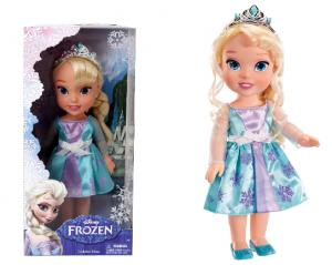 Panenka FROZEN Elsa, 36 cm