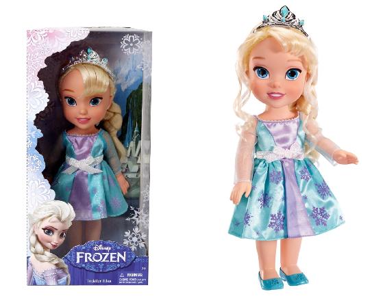 Panenka FROZEN Elsa, 36 cm JAKKS PACIFIC