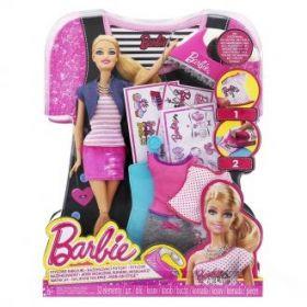 Barbie tričková móda MATTEL