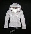 Dámský kabát ROXY Hooded Fleece Peacoat