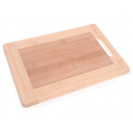 Krájecí deska bambusová 24 x 34 cm Smart Cook