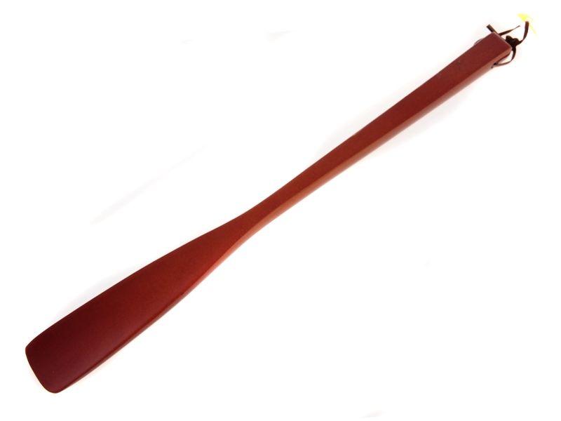 Obouvací lžíce dřevěná 40 cm Unhouse