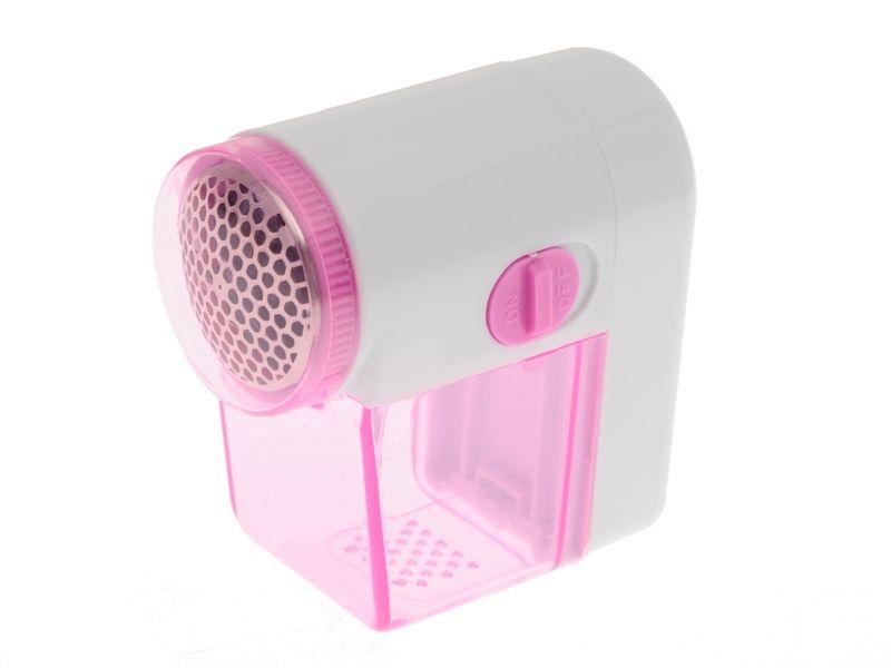 Odstraňovač žmolků plastový růžový Unihouse