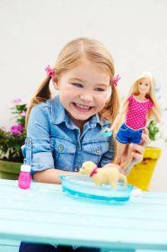 Barbie koupe pejska, Mattel DGY83