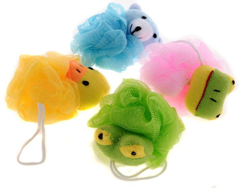Houba na mytí pro děti Zvířátka Unihouse