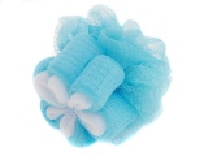 BEAUTY koupelová houba plastová - květinka Unihouse