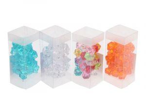 Dekorativní kamínky plastové 100g