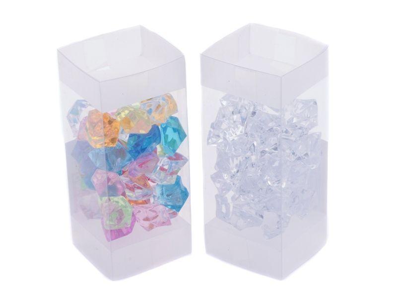Dekorativní kamínky plastové 100 g Unhouse