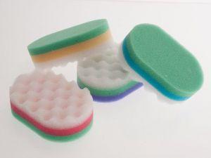 Houba do koupele masážní oválná 9,5x14,5x3,5cm Unihouse