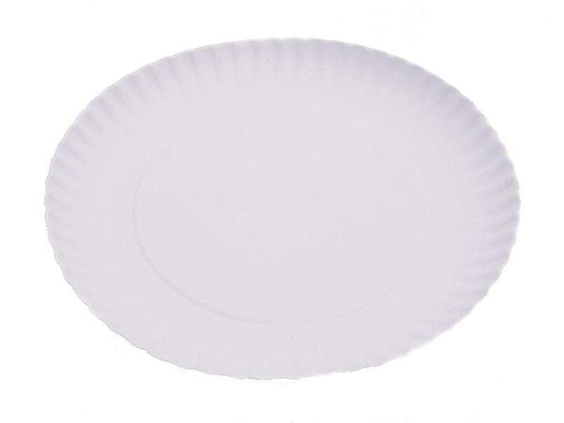 Papírový Talíř 22cm 12 ks Smart Cook