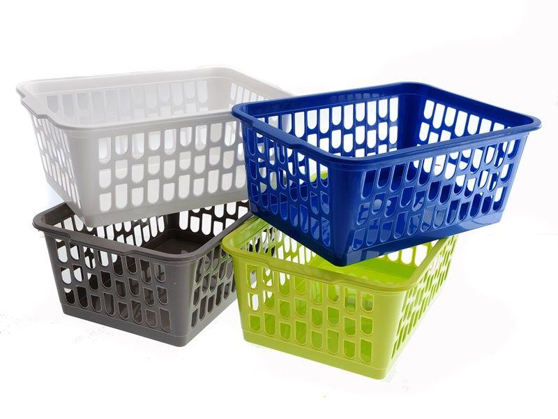 Sada košíčků 2ks, 14,5 x 36,5x 25,5 cm 21094 Heidrun
