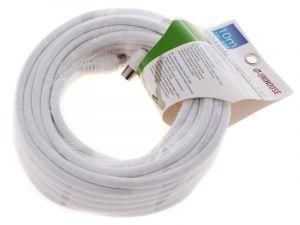 Koaxiální kabel (TV, SAT) 10m