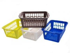 košíček plastový 30 x 20 x 11 cm 1093