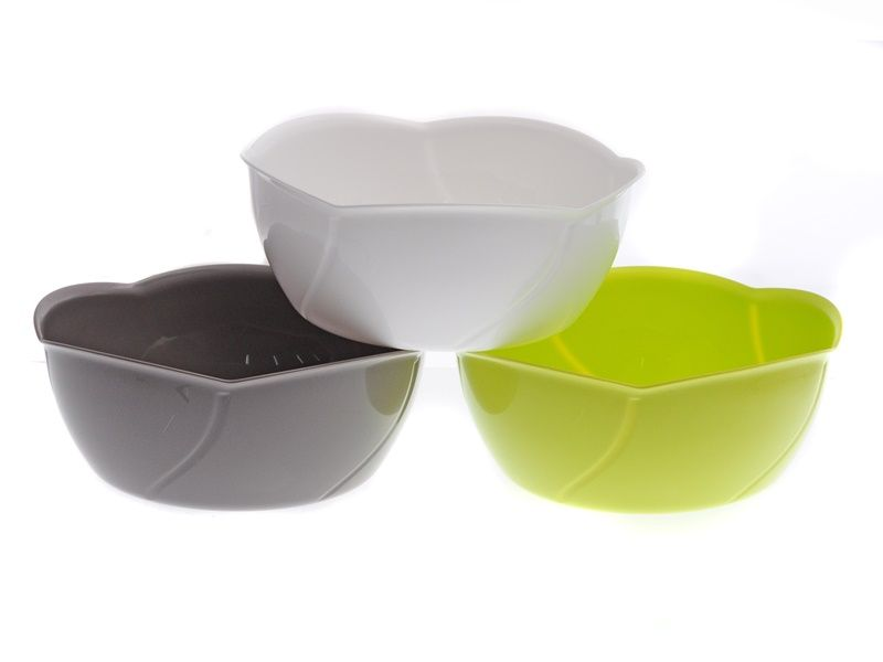 Asymetrická plastová miska 3,8l Smart Cook