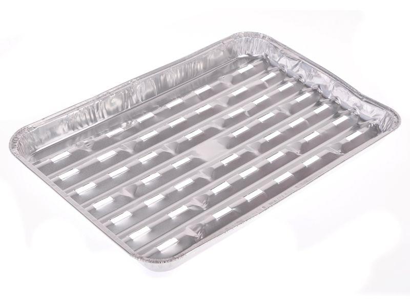 Grilovací miska aluminiová 34x23 cm 5 ks Smart Cook