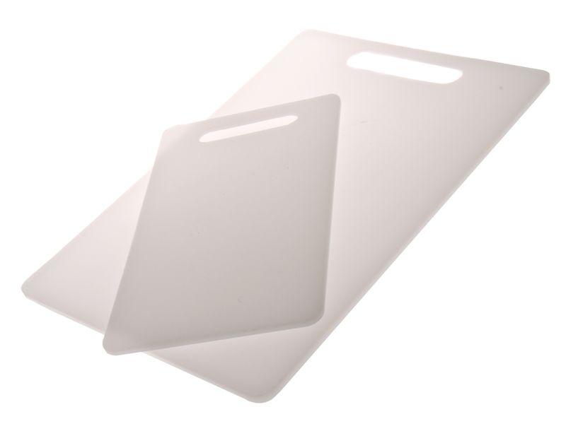 2 x plastová krájecí deska Smart Cook