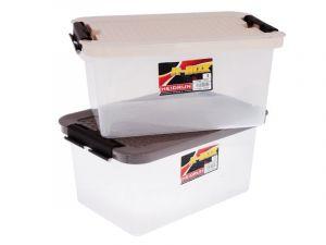 Box CLIP 8L víko Rattan 4602