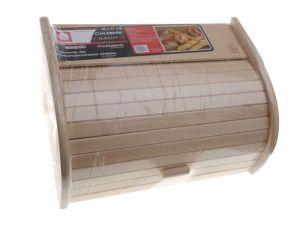 Chlebník dřevěný 40 x 27 cm Smart Cook