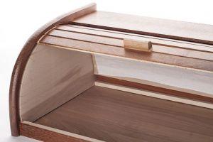 Dřevěný chlebník 24,5x33 cm Smart Cook