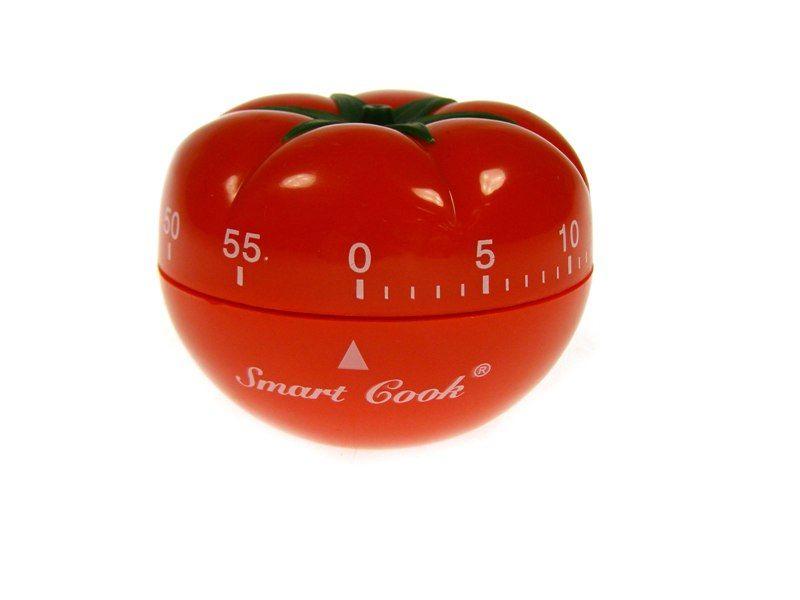 Kuchyňská minutka - minutník rajčata Smart Cook