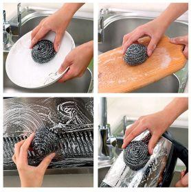Drátěnka ocelová 40g Smart Cook
