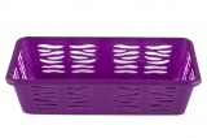 Košík Zebra Z2 250x158x81mm mix barev BRANQ