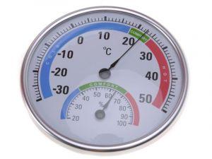Domácí termometr kulatý 13 cm