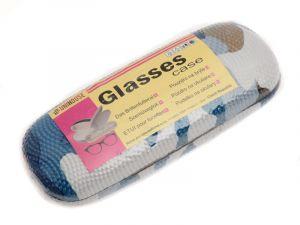 Pouzdro na brýle 3,5 x 6 x 16 cm - maskáč Unihouse