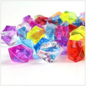 Dekorativní kamínky plastové 170 ks