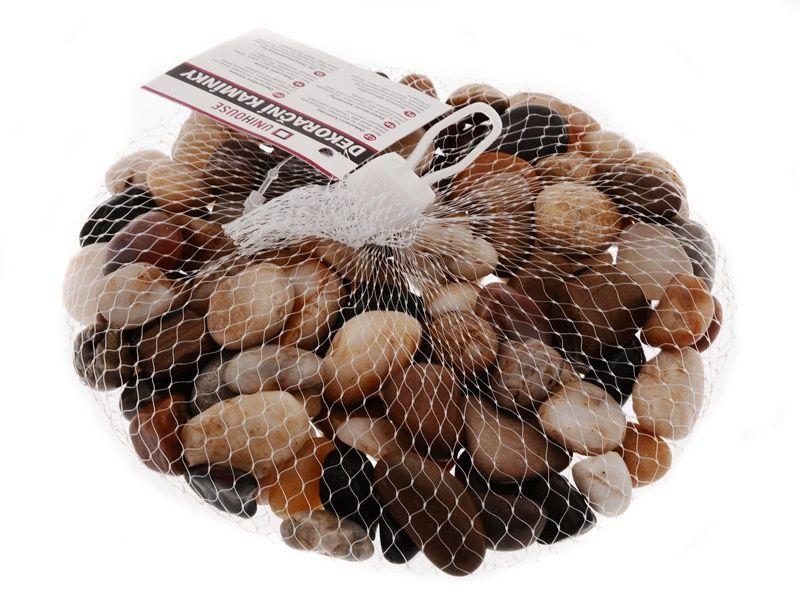 Dekorační kamínky 500 g - malé Unihouse