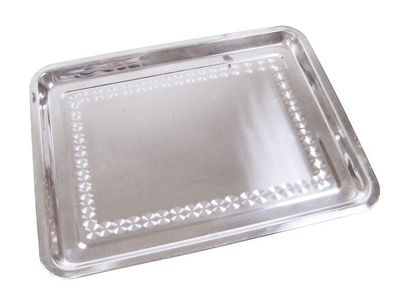 Nerezový tác 35 x 45 cm Smart Cook