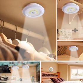 3ks Bezdrátové světlo na dálkové ovládání, funkce časovače, 2 úrovně svitu Unhouse