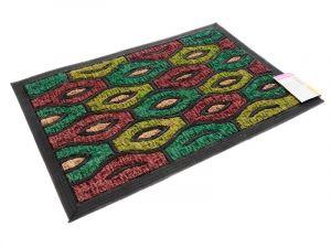 Kokosová gumová vstupní rohožka 40 x 60 cm barevná Unihouse