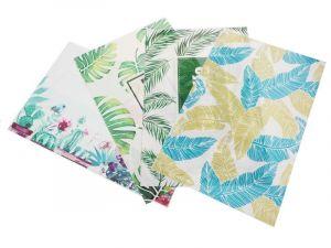 prostírání 30 x 45 cm s motivem tropických listů Smart Cook