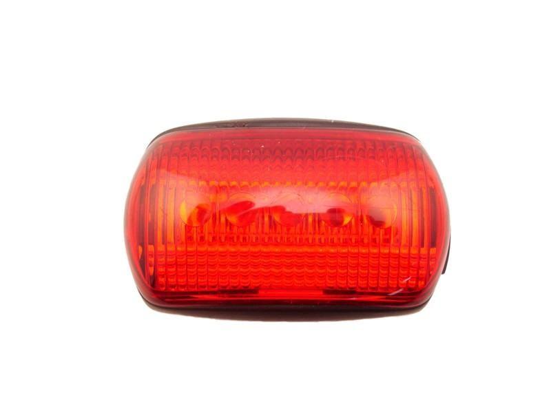 Zadní světlo na kolo 5 LED Unihouse