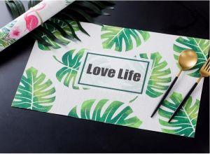prostírání 30 x 45 cm s motivem tropických listů
