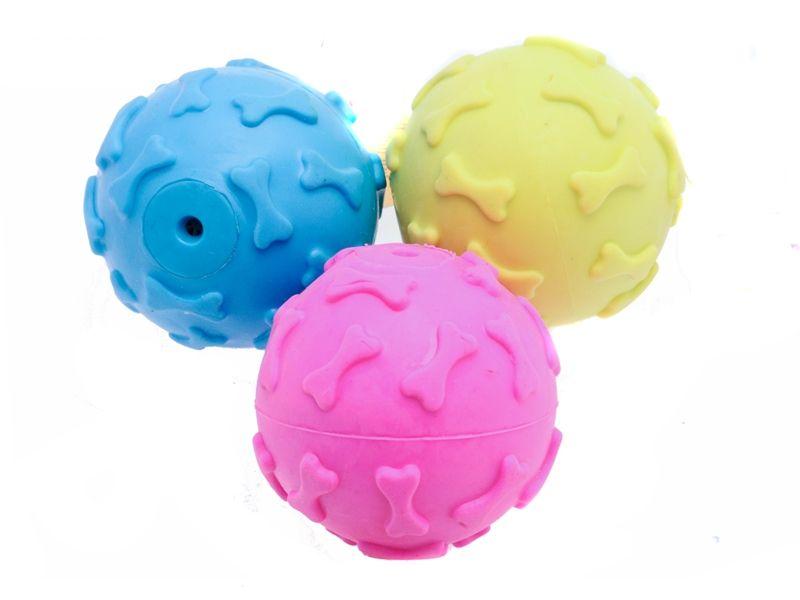 Gumový míček pro psa 7cm Zoomax