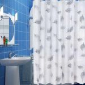 Sprchový závěs PEVA 180 x 180 cm Unihouse