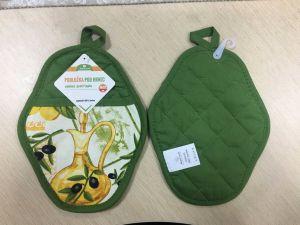 Víceúčelová podložka pod hrnec/chňapka s poutkem olivy Smart Cook