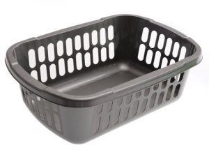 Plastový košík 34 x 24 x 11 cm Unihouse