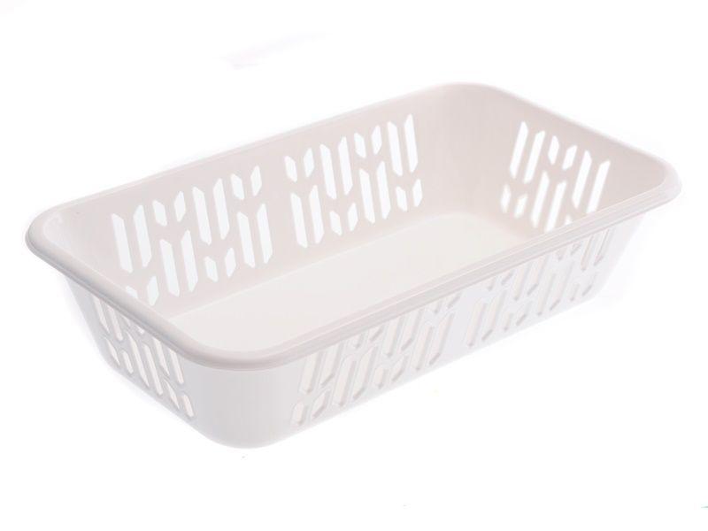 plastový košík na pečivo 8 x 35 x 20 cm Unihouse