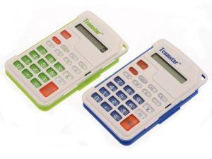 8-mistná kapesní kalkulačka zavírací