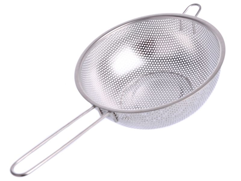 Cedník nerez s rukojetí, pr. 25 cm Smart Cook