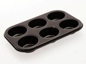 Forma na muffiny 6ks s nepřilnavým povrchem Skandia