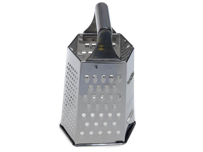 Multifunkční struhadlo nerezové 6-stranné 19,5 cm Smart Cook