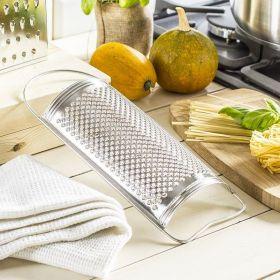 Půlobloukove struhadlo na brambory 30x11 cm Smart Cook
