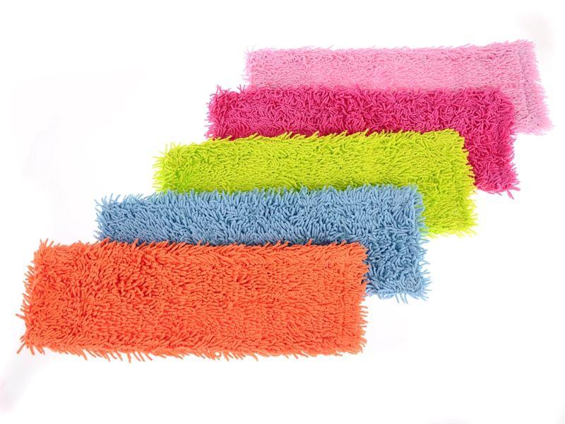 Návlek na mop z mikrovlákna 14 x 43 cm jednobarevný Unihouse