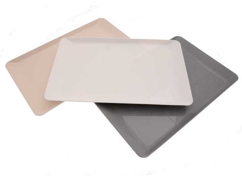 Plastový obdélníkový podnos 38 x 24 cm Smart Cook