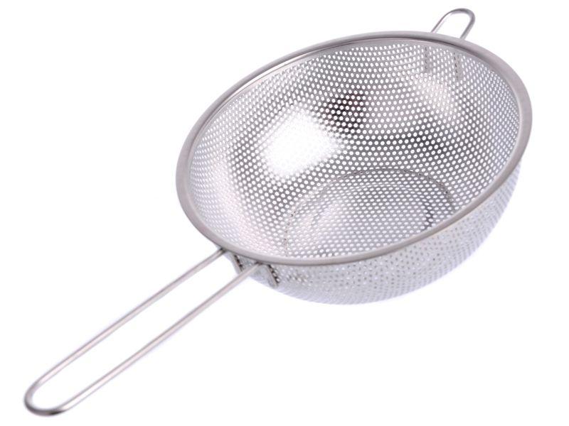 Cedník nerez s rukojetí, pr. 19 cm Smart Cook